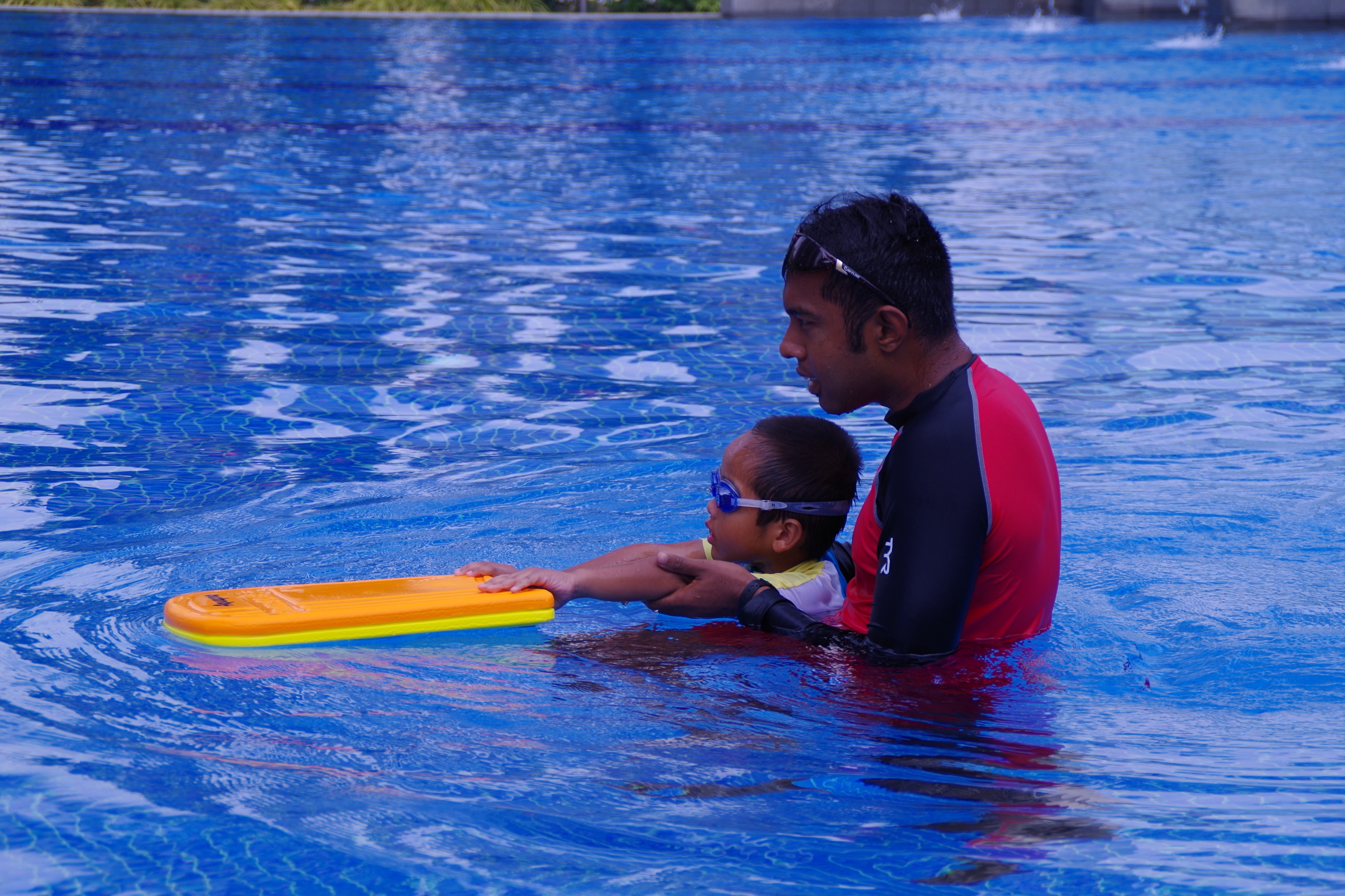 Kids Swimming Lessons 2